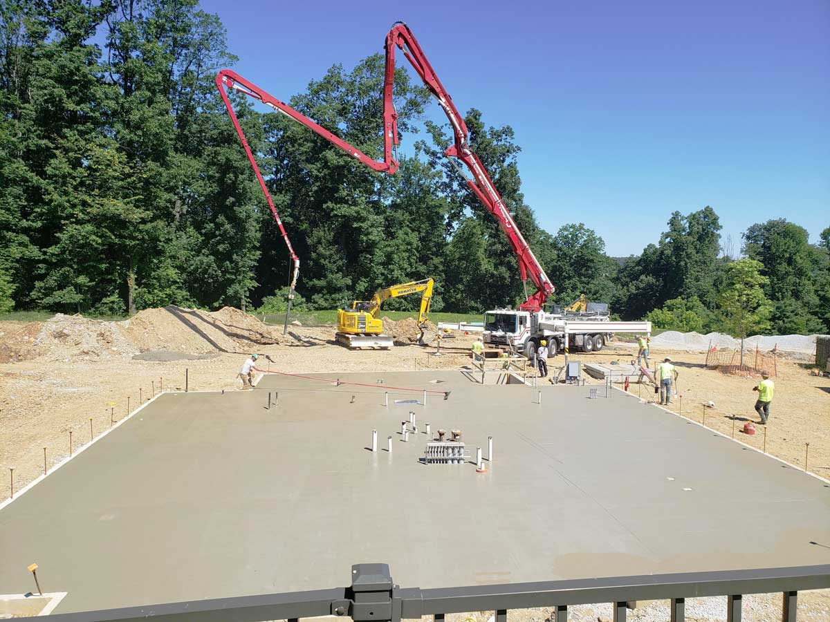 Commercial-concrete-project-immaculata-college