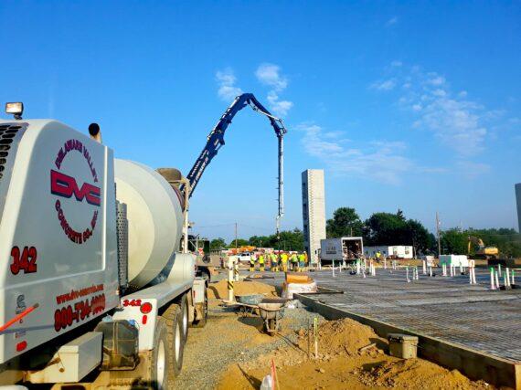 concrete companies frazer pa