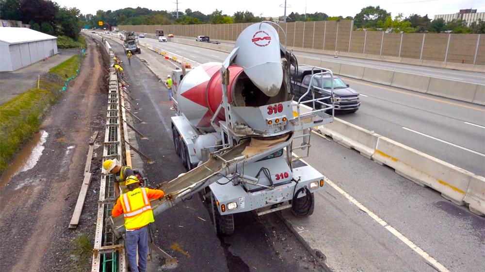 high strength concrete suppliers philadelphia pa
