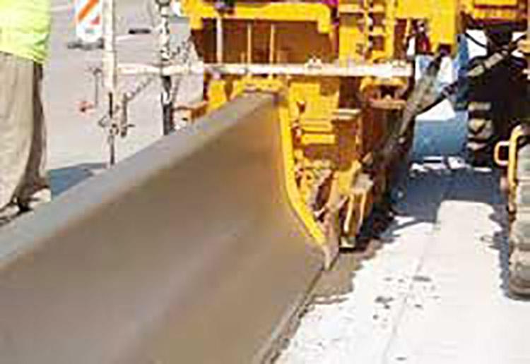 concrete slipform