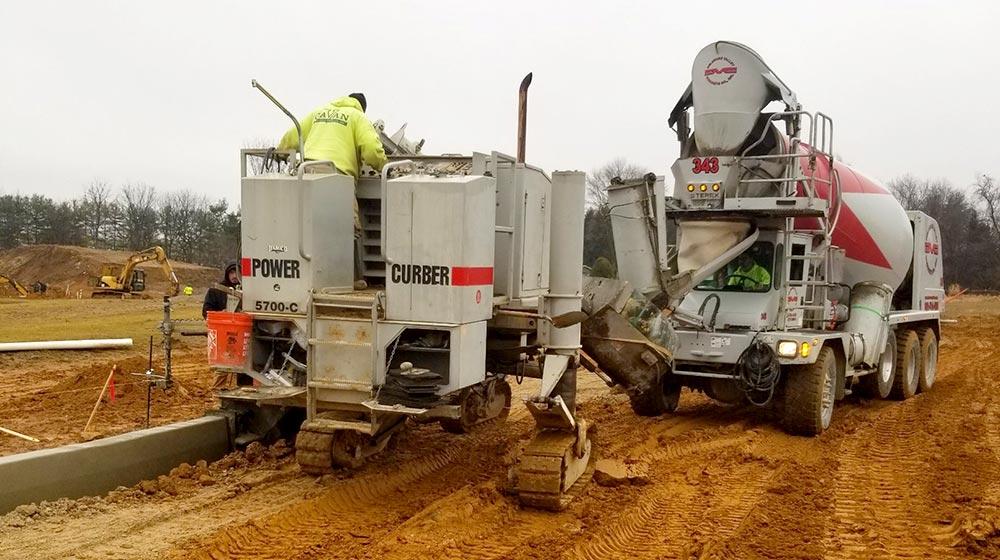 concrete slipform companies suppliers