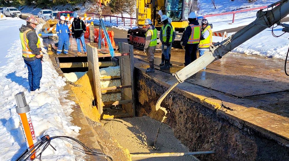 flowable fill concrete suppliers philadelphia pa